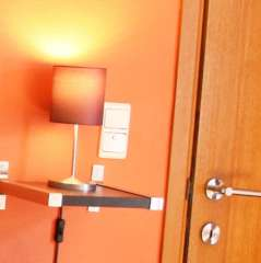 Convertible 140x200 & accès à la salle de bain