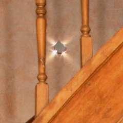 Salon & escalier